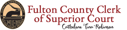 Fulton County Clerk of Superior Court Cathelene &#34Tina&#34 Robinson