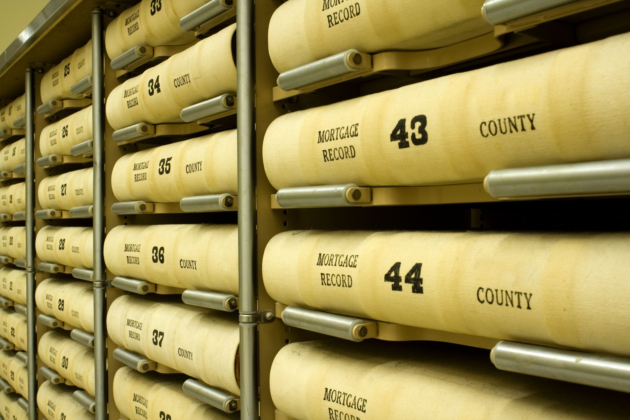 Deeds and Records' Room | Fulton County Superior Court, GA